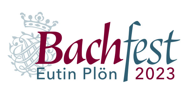 Logo BachFest Eutin Plön 2023